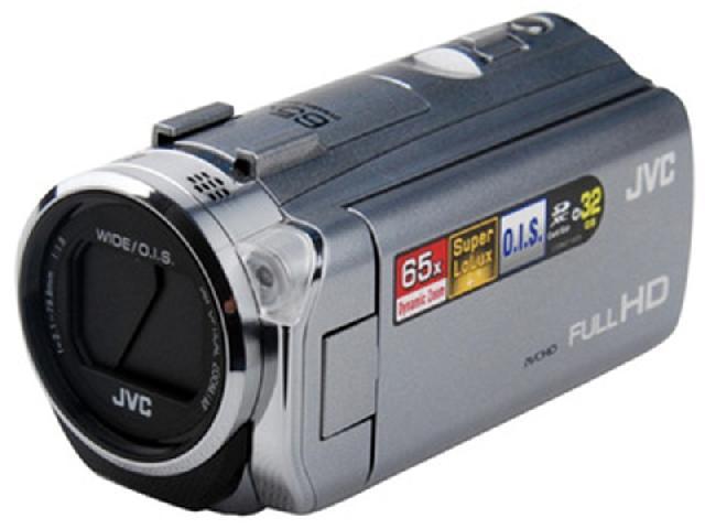 JVCGZ E565数码摄像机产品图片1