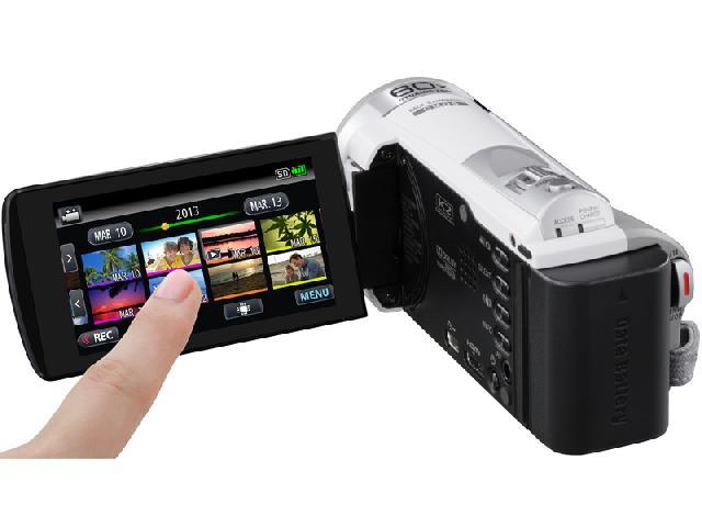 JVCGZ EX355数码摄像机产品图片6