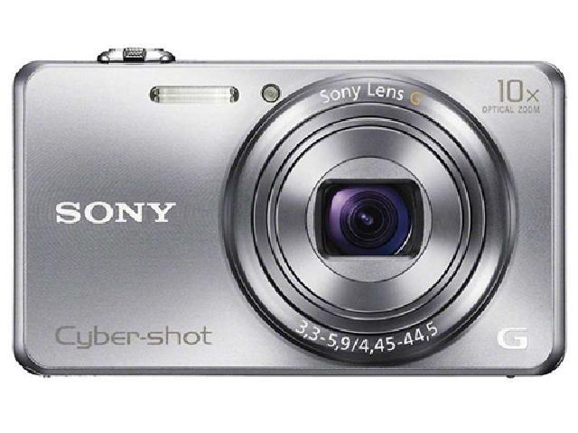 索尼wx200 银色数码相机产品图片1