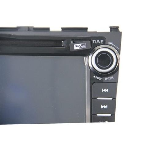 80153A DVD导航一体机 本田CRV 老款 专用 3D实景8寸高清屏 厂家高清图片