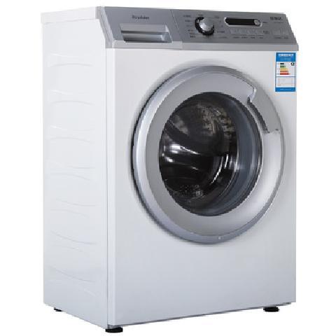 6公斤全自动滚筒洗衣机(白色)洗衣
