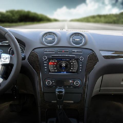 卡仕达领航系列 福特蒙迪欧致胜 专车专用车载dvd导航