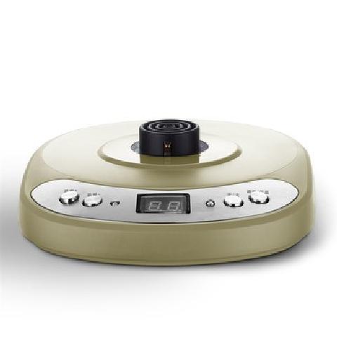 8062 玻璃电热水壶 1.7L 保温功能 可分离微电脑底座电水瓶 热水瓶产