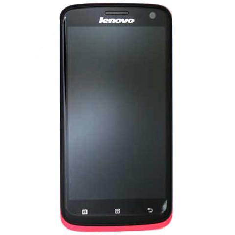 联想S820e 3G手机(粉色)CDMA2000/GSM双卡双待手机产品图片1