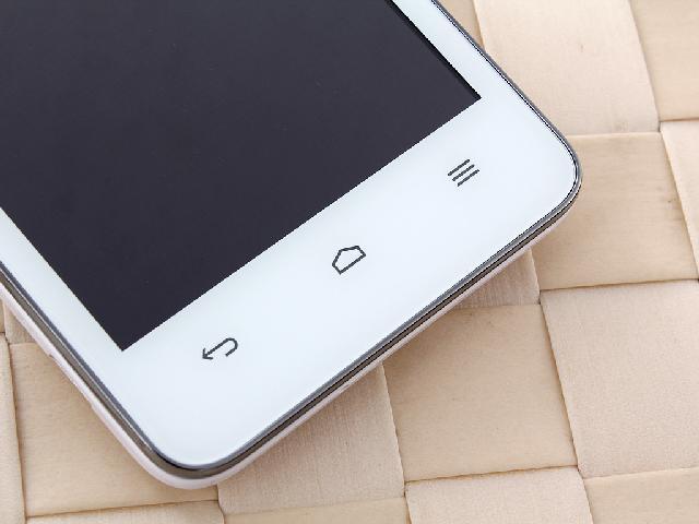 华为G520 移动3G手机 白色 TD SCDMA GSM非合约机功能键图片