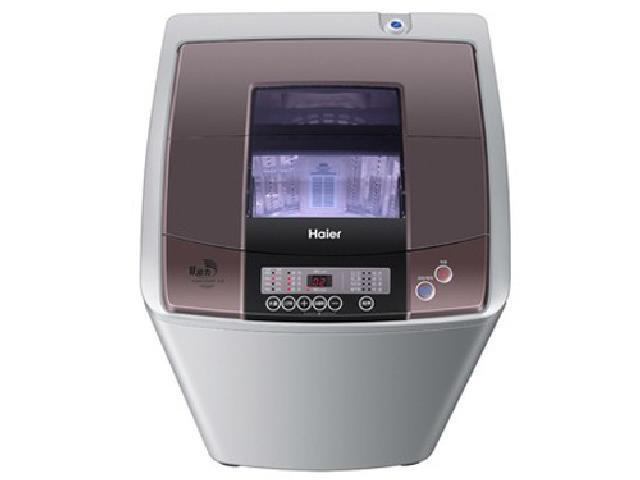 海尔(haier)xqs60-z9288 6公斤全自动波轮洗衣机(银灰