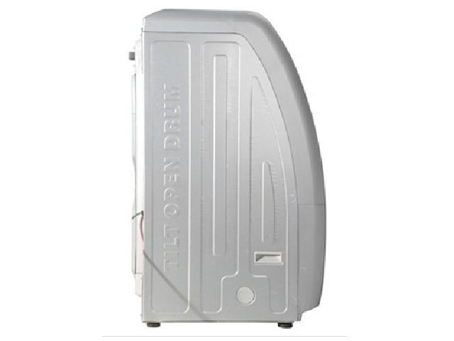 5公斤全自动滚筒洗衣机(亮银色)洗衣机产品图片2(2/4)