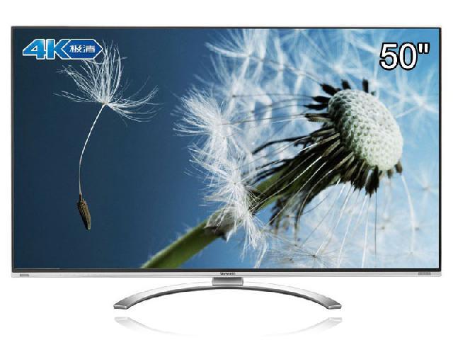 想买4K液晶电视,能连话筒的那种,买什么牌子比