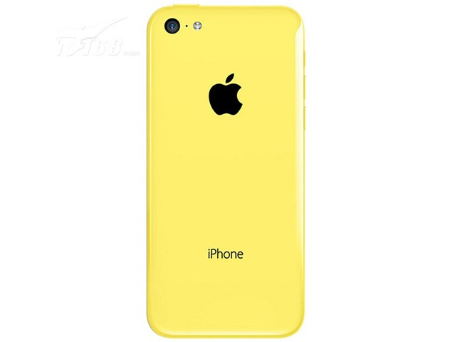 苹果iphone5c 32g联通3g手机(黄色)wcdma/gsm合约机手机产品图片3