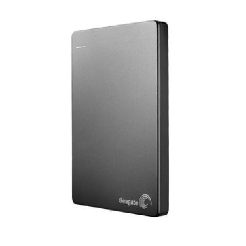 希捷Backup Plus睿品(升级版) 2T 2.5英寸 USB3.0移动硬盘 钛金灰(STDR2000301)移动硬盘产品图片2