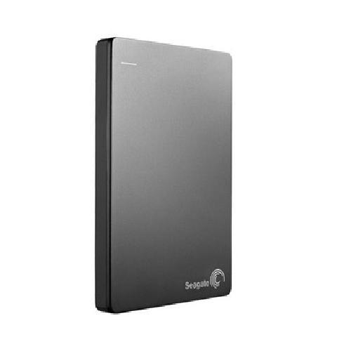 希捷Backup Plus睿品(升级版) 2T 2.5英寸 USB3.0移动硬盘 钛金灰(STDR2000301)移动硬盘产品图片3