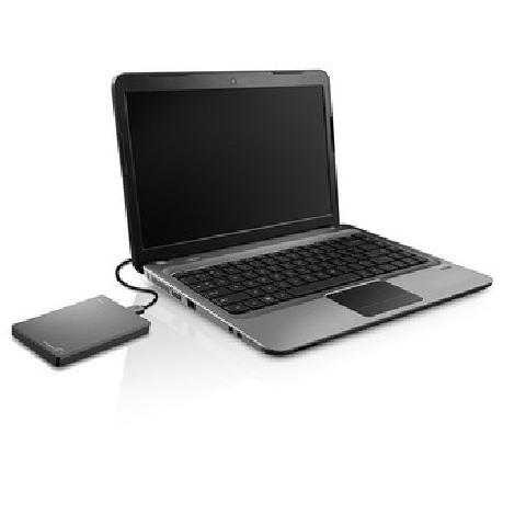 希捷Backup Plus睿品(升级版) 2T 2.5英寸 USB3.0移动硬盘 钛金灰(STDR2000301)移动硬盘产品图片4