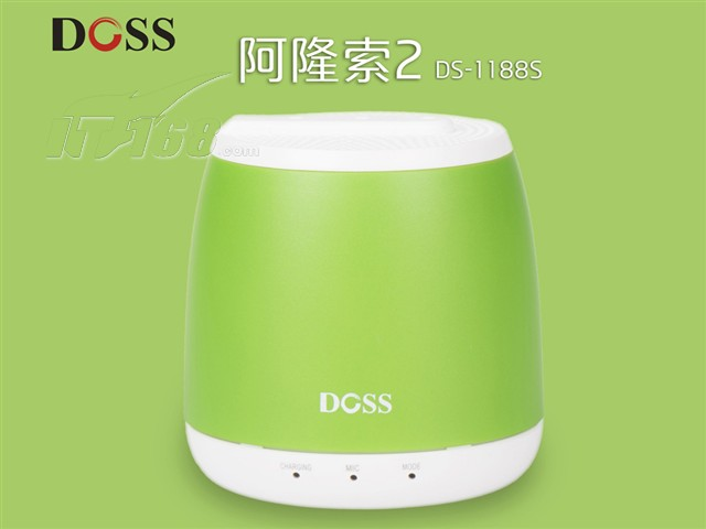 doss 阿隆索2 ds 1188s 智能型蓝牙音箱