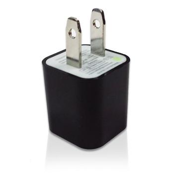 苹果 三星 小米等手机充电头 黑色充电器/数据线产品图片1(1/3)
