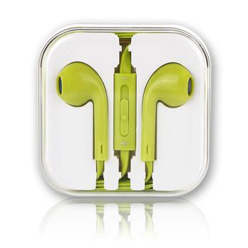iphone手机 耳机 耳麦 入耳式 带麦 适用于三星/苹果/htc/小米/魅族
