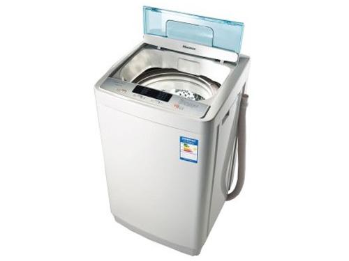 海信洗衣机步骤图