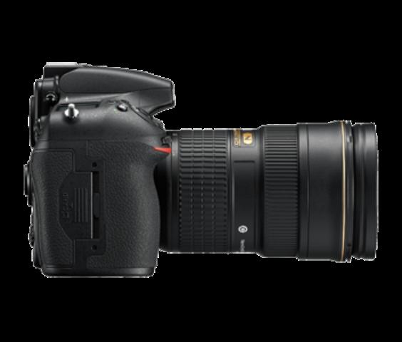 尼康D810 全画幅单反相机(3709万/CMOS/51个对焦点)整体外观图图片2