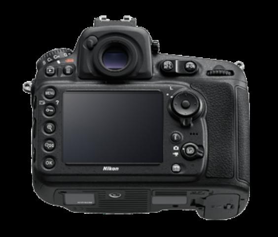 尼康D810 全画幅单反相机(3709万/CMOS/51个对焦点)整体外观图图片3