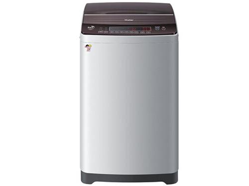 5公斤全自动波轮洗衣机(银灰色)机