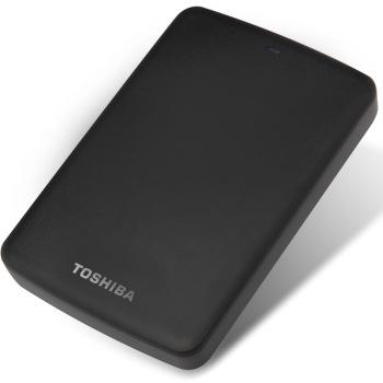 东芝新黑甲虫系列 1TB 2.5英寸 USB3.0移动硬盘移动硬盘产品图片1