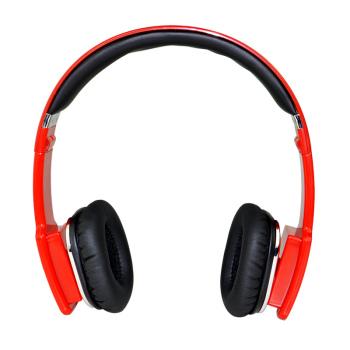 新科am8蓝牙耳机 运动型头戴式无线耳机耳麦 黑色蓝牙耳机产品图片5