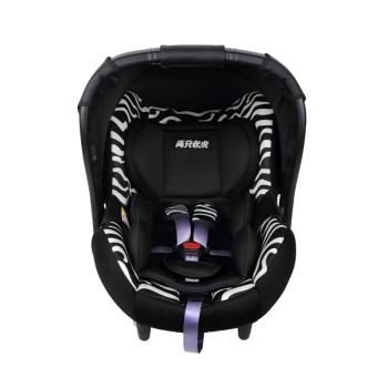 豫香两只老虎 汽车儿童安全座椅提篮式 适合0 13kg 约0 18个月 嘟嘟虎