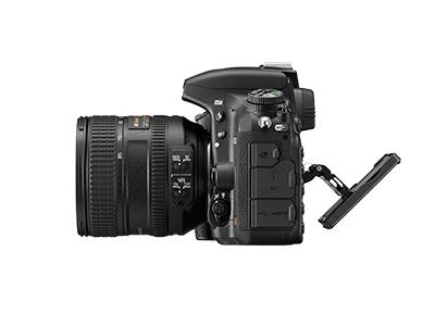 尼康D750  全画幅单反相机(2432万/翻转屏/51点AF)单机身整体外观图图片1