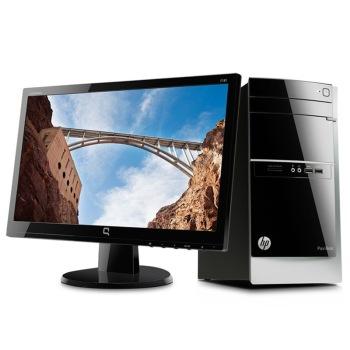 惠普p500-430cn 台式电脑 (i3-4160 4gb 500g dvd光驱图片