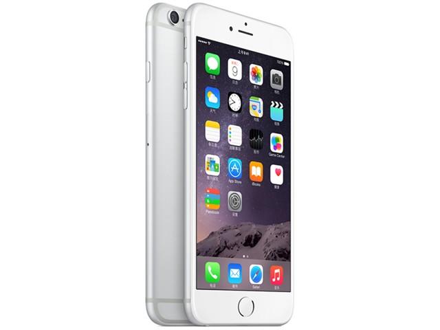苹果iPhone6 Plus A1524 公开版4G手机 银色 手机产品图片93
