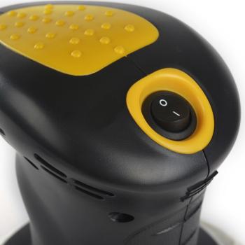 风劲霸汽车抛光机打蜡机 家用地板打蜡机 汽车封釉机 P300车蜡产品图高清图片