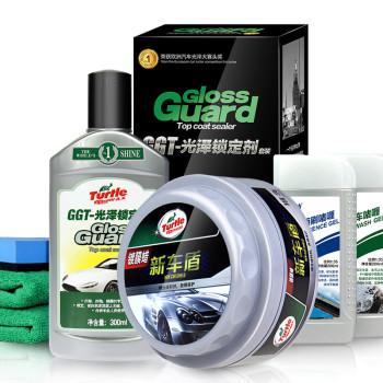 GGT双核保护汽车漆面镀膜剂封釉套装 新车盾GGT双核漆面镀膜剂车