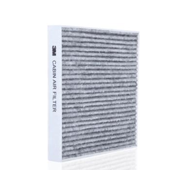 3M空调滤清器 空调格 空调滤芯 过滤器 滤网 荣威550 名爵6 双效滤清高清图片