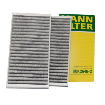 曼牌滤清器空调滤芯滤清器 空调格CUK2646 奔驰ML350 ML500 R350高清图片