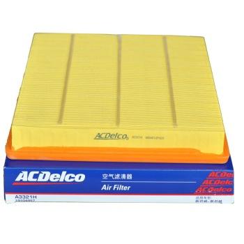 AC德科AC德科 ACDelco A3321H 空气滤清器 空滤 空气格 新君威新君越迈锐宝 滤清器产品图片3