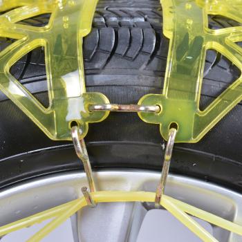 雪路安汽车防滑链 雪地防滑链 汽车轮胎防滑链条 起亚K2 K3 K4 K5 狮高清图片
