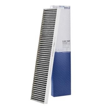 马勒空调滤清器 荣威550 1.8L 1.8T 名爵MG6 空调滤芯 活性炭LAK747高清图片