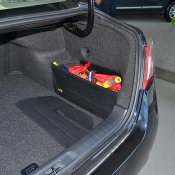 车翼东风日产新世代天籁改装专用后备箱储物箱整理箱收纳盒 13款后图片