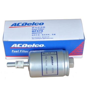 AC德科汽油 燃油滤清器HGF578 别克君威 新世纪 皇朝 滤清器产品图片1