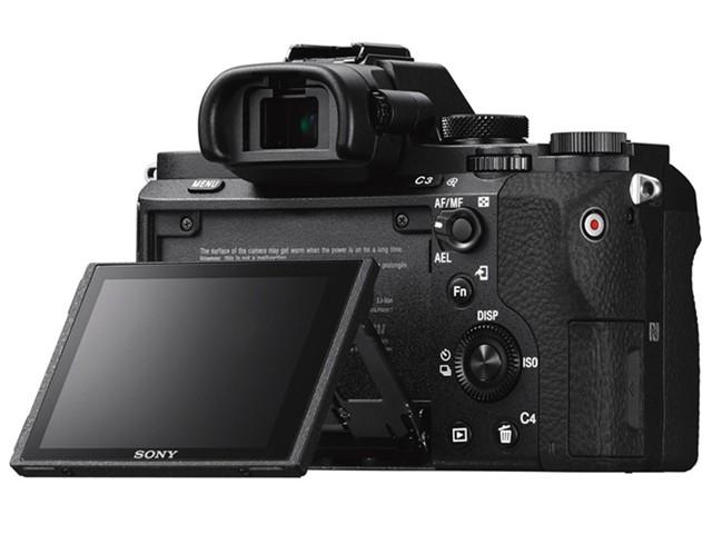 索尼ILCE-7M2 A7 2 A72 全画幅单反相机(单机身)整体外观图图片3