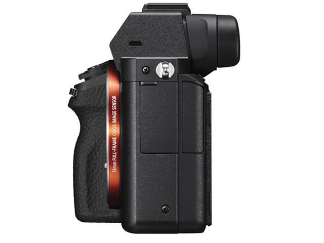 索尼ILCE-7M2 A7 2 A72 全画幅单反相机(单机身)整体外观图图片6