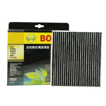 博世空调格 空调滤清器 滤芯 丰田 雷克萨斯 双效活性炭空调滤 06款前高清图片