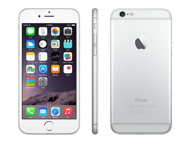 苹果iphone6 a1589 16gb 移动版4g(银色)手机产品图片