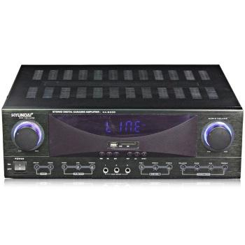 A 8200 家庭影院 家用式音箱 AV功放机 黑色 家庭影院套装产品图片1