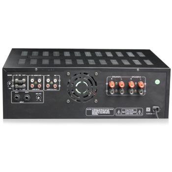 A 8200 家庭影院 家用式音箱 AV功放机 黑色 家庭影院套装产品图片3
