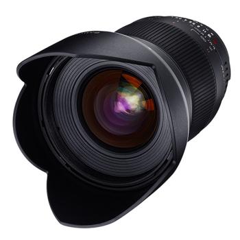 SAMYANG16mm F2 广角镜头 APS C 单反 单电 手动镜头 佳能卡口镜头产品图片3