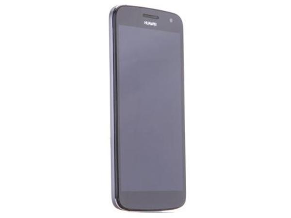 华为麦芒C199 电信版4G手机 双卡双待 灰色 手机产品图片1