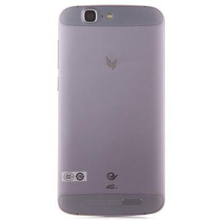 华为麦芒C199 电信版4G手机 双卡双待 灰色 手机产品图片2