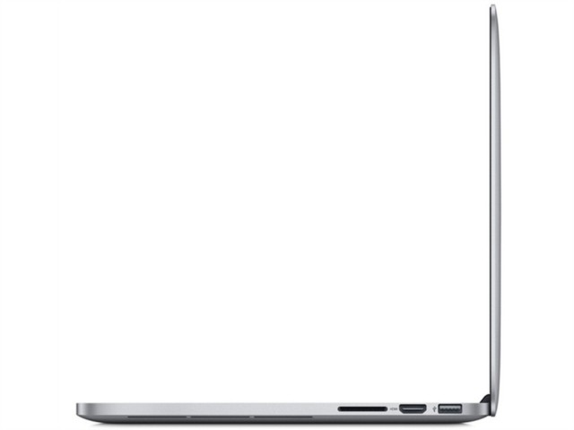 苹果MacBook Pro MF839CH/A 2015款 13.3英寸笔记本(i5-5200U/8G/128G SSD/核显/Mac OS/银色)笔记本产品图片1