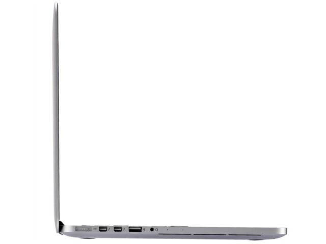 苹果MacBook Pro MF839CH/A 2015款 13.3英寸笔记本(i5-5200U/8G/128G SSD/核显/Mac OS/银色)笔记本产品图片3