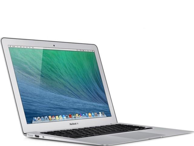 苹果MacBook Air MJVM2CH/A 2015款 11.6英寸笔记本(i5-5200U/4G/128G SSD/核显/Mac OS/银色)笔记本产品图片1